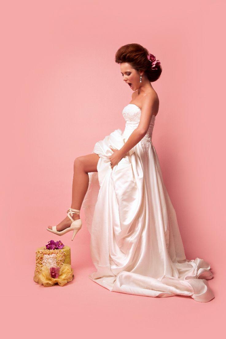 The Wedding dream by Honza Kořínek #weddinghair