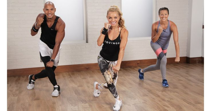 30-minute cardio-boxing workout | popsugar