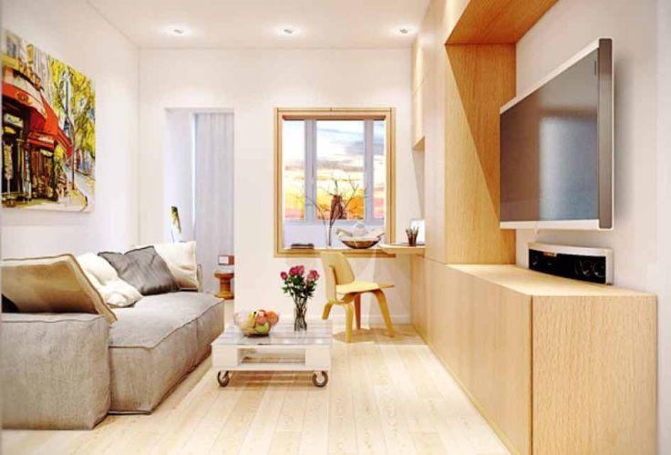 Contoh Desain Interior Modern Minimalis Gaya Kontemporer