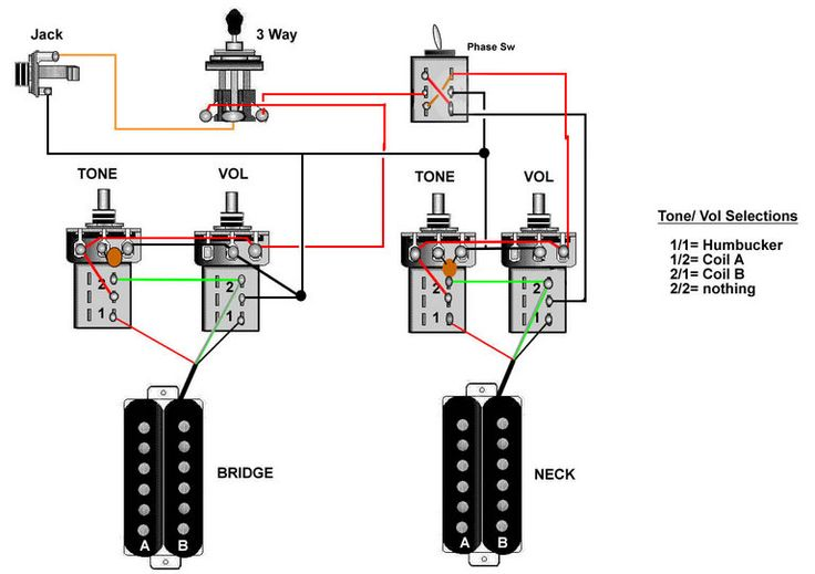 15 best guitar wiring diagrams images on pinterest
