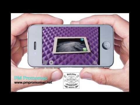 15 best augmented reality images on pinterest augmented reality ra pm promomac cards ipad tarjetas de presentacin realidad aumentada i augmented reality bizcards reheart Choice Image