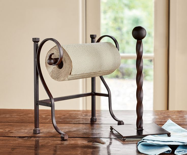 Craftsman Paper Towel Holders