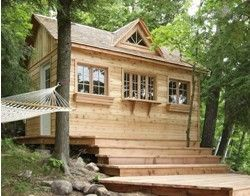 604 best cabin images on pinterest small houses for Small vacation home kits
