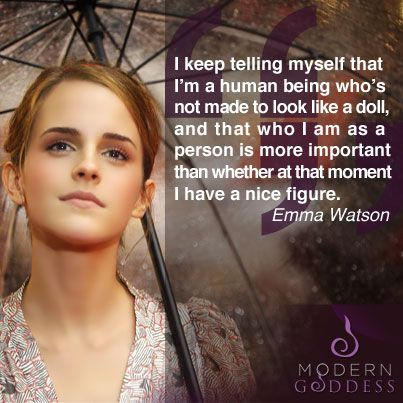 Not entirely sure if Emma Watson is a feminist but this is great!