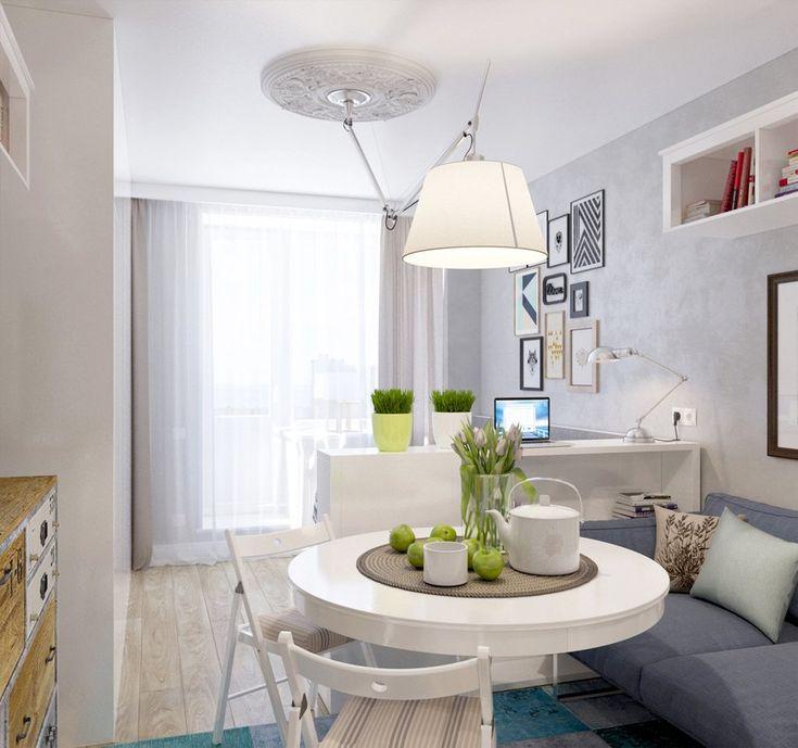 Pikcsörsz!!!! Kis lakás egy egyedülálló hölgynek - egy remek 25nm-es otthon praktikus lakberendezéssel