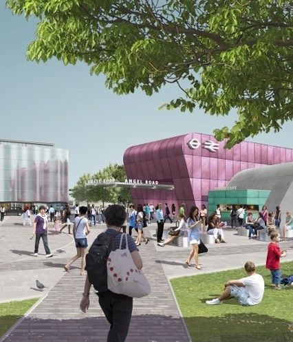 The planning and urban design masterplan for a major project that will give a £10.7 billion boost to the UK economy by 2031 has been unveiled by Enfield Council. Meridian Water is a new £1.3 billion eco-development that will provide up to 5,000 new homes and create up to 3,000 new jobs.