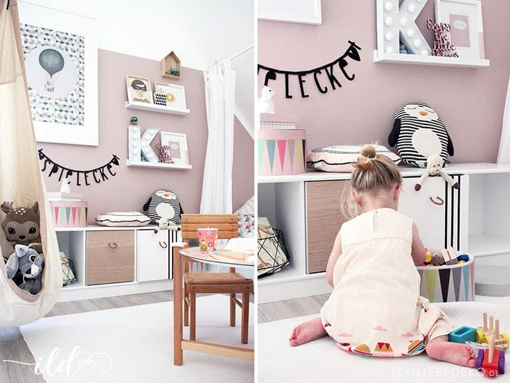 die besten 25+ kleines kinderzimmer ideen auf pinterest - Kleines Kinderzimmer