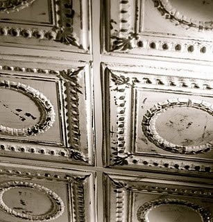 love love love tin ceilings in the home or anywhere - Tin Ceilings