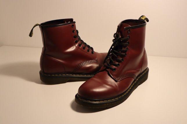 Dr Martens 1460 Lodz Srodmiescie Olx Pl Combat Boots Dr Martens Boots Shoes