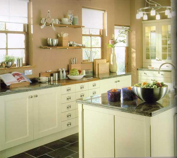 31 best Открытые полки на кухне images on Pinterest | Kitchen ideas ...