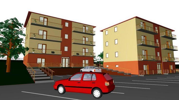 Constructii rezidentiale Iasi - Apartamente Iasi, case, terenuri in rate