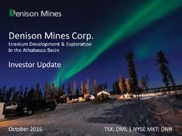Image result for denison uranium