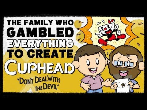Cuphead: The Story of the Moldenhauer Family - YouTube