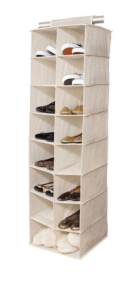 16 Pocket Shoe Organizer