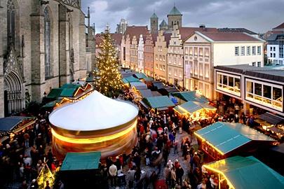 Weihnachtsmarkt in Osnabrück | Startseite