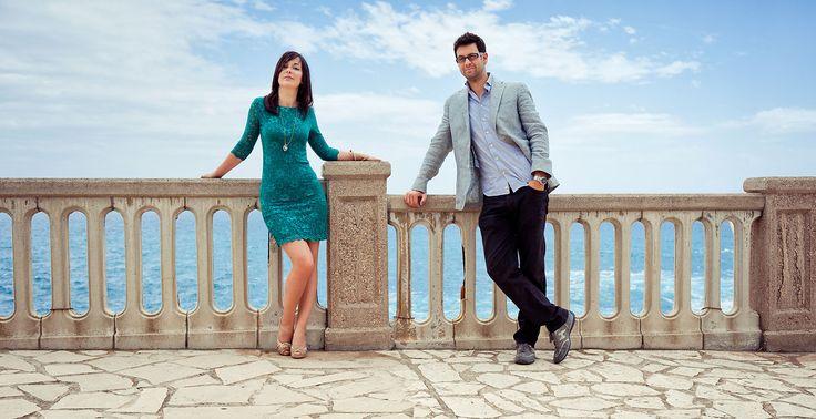 Stefano e Marta