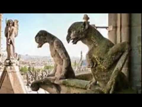 GARGOYLES & GROTESQUES (Arvo Pärt - Fratres) - YouTube