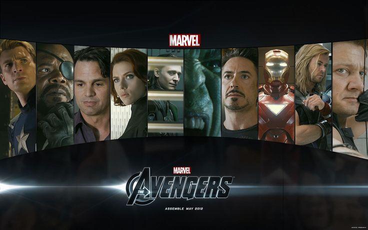 the avengers hd wallpaper, 343 kB - Silver London