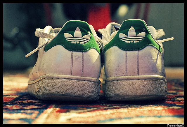 My eternal shoes
