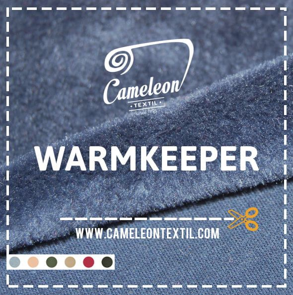 It may be used for winter garments, sweatshirts, blouses and trousers, but also as lining for jackets, or even blankets and other décor elements. Order now: https://cameleontextil.com/warmkeeper-c-135/warmkeeper-p-150.html?language=en    #cameleontextil #textile #fabrics #romania #europe #b2b #warmkeeper