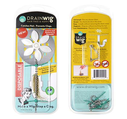Enjoy Clog Free Drains With A DrainWig Keeping Your Drains Hair Free And  Happy.