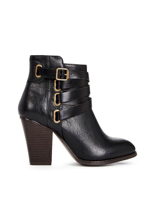 JustFab Robienne Bootie | 707AVE #boots