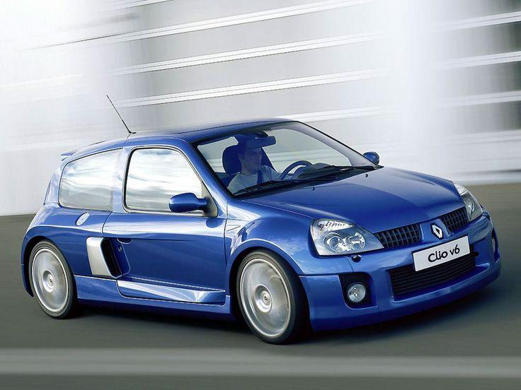 Renault+Clio+V6:+l'héritière+de+la+R5+Turbo