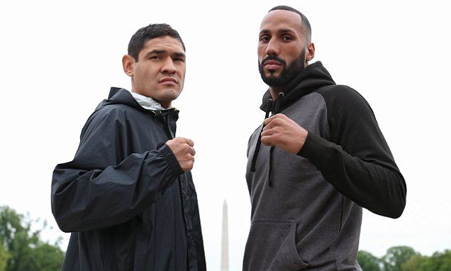 James DeGale promises to be prompt in defeating Rogelio Medina