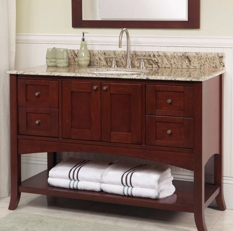 High Quality Fairmont Designs Shaker   Contemporary   Bathroom Vanities And Sink  Consoles   Quality Bath