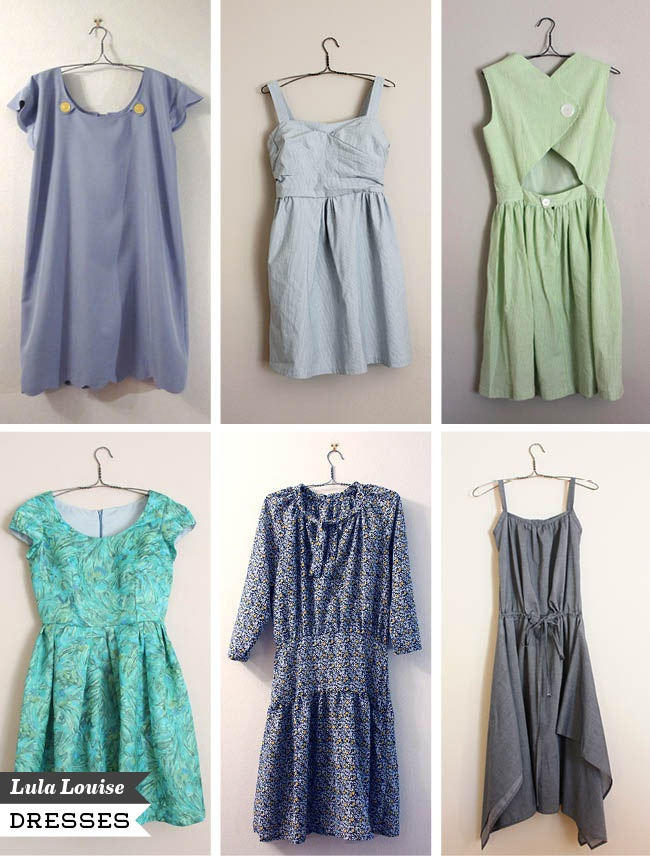 Lula Louise: Dress Month(s) Recap: Creative Ideas, Dress Month S