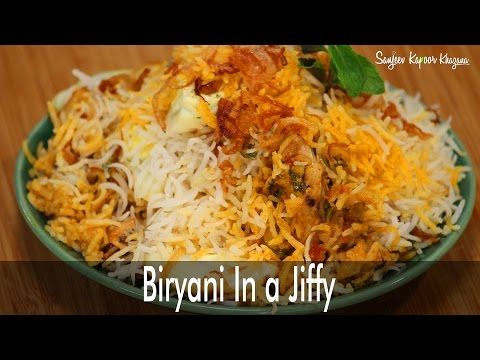 recipe: lucknowi biryani recipe sanjeev kapoor [32]