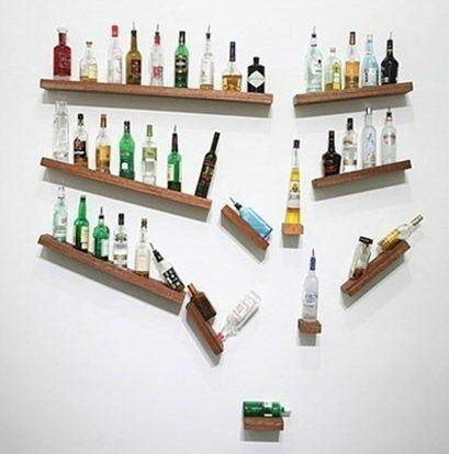 Mobili per bar ad angolo casa google search home for Angolo bar fai da te