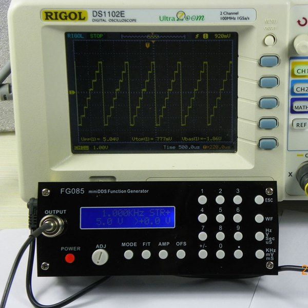 Orignal JYE Tech DIY FG085 DDS Digital Synthesis Function Generator Kit With…