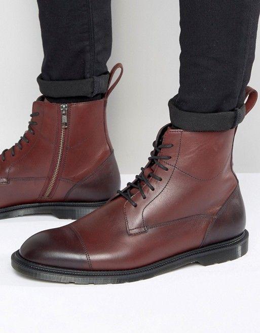 Dr Martens | Dr Martens Winchester 7 Eye Zip Boots