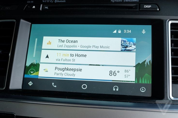 Android Auto review The future of your car is your phone http://www.theverge.com/2015/5/26/8659671/android-auto-in-car-system-review-smartphone-hyundai-sonata