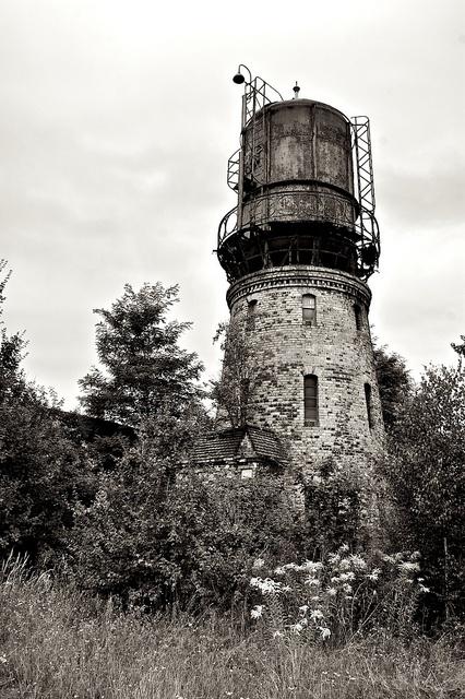 Wasserturm in Großkorbetha