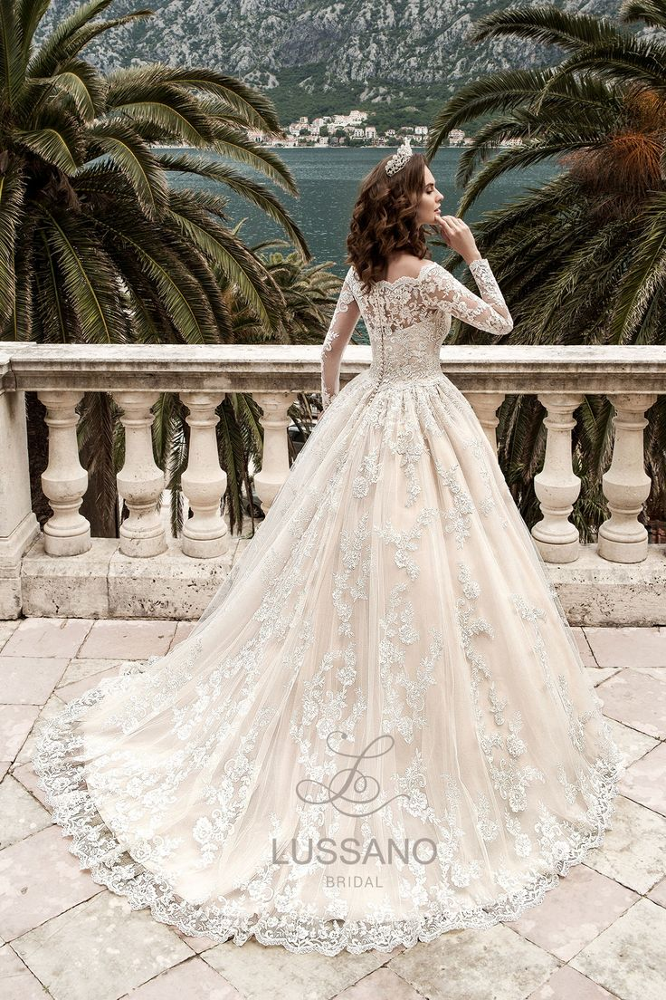 Lussano Bridal 16007, свадебное платье Lussano Bridal, wedding dress, невесты 2017, свадебное платье, bride, wedding, bridesmaid dress, prospective bride, best bride, lush wedding dress