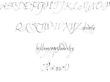 Elven Common Speak font by Nancy Lorenz - FontSpace