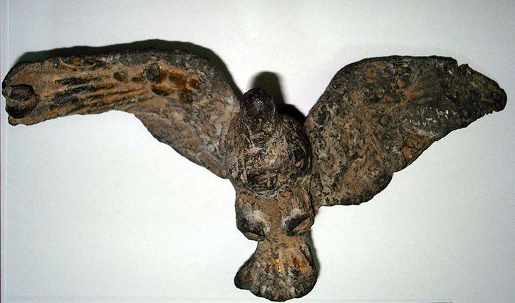 El águila, símbolo de la legión romana | Diario Digital de León. Noticias de León. Tu diario de León