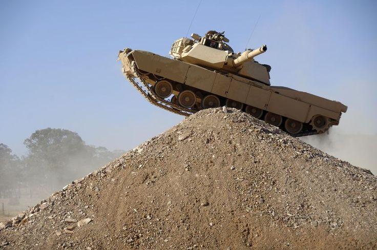 U.S. Army Tanks | M1 Abrams