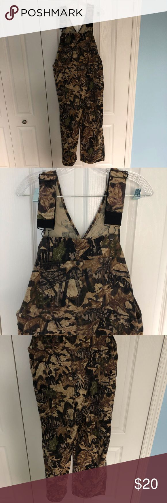 mossy oak camo bib overalls uninsulated large adj mossy on uninsulated camo overalls for men id=78115