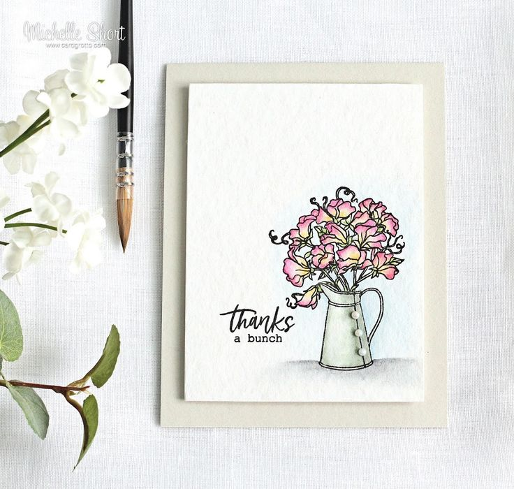 The Card Grotto: Hero Arts My Monthly July 2017 Blog Hop + Giveaway