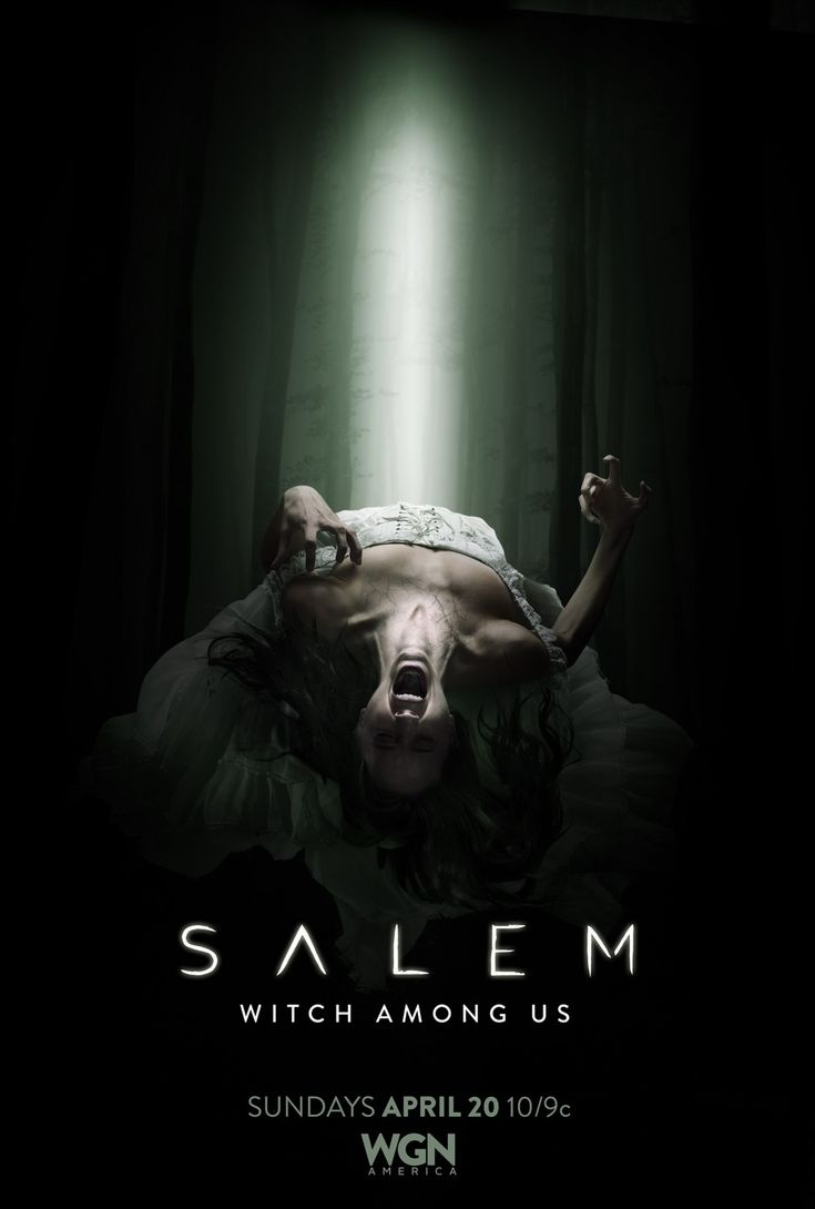 Photo Salem Posters saison 1 - Series Addict