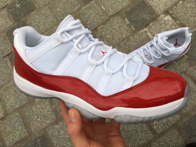 The Air Jordan 11 Low Varsity Red Has A Release Date