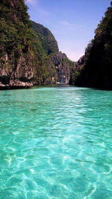 Big Lagoon of El Nido, Palawan