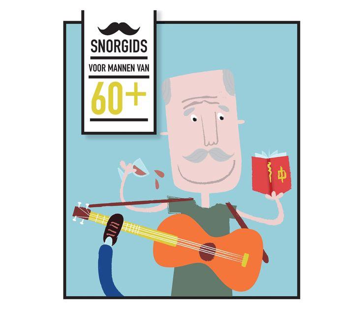 Snorgids voor mannen van 60+ www.Millows.nl