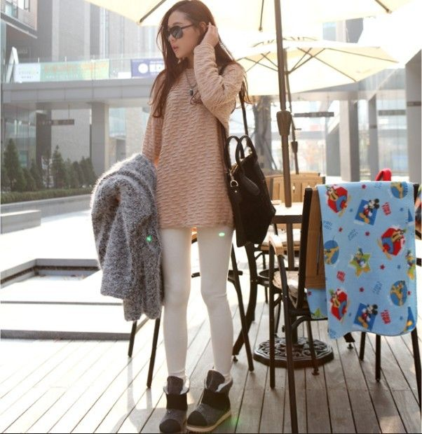 Cheap nuevo color sólido flojo cómodo de 2013 SZC 1815 moda mujer paño de lana de punto suave camisa del batwing del envío gratis, Compro Calidad Chaquetas directamente de los surtidores de China:                                                                                                              informació