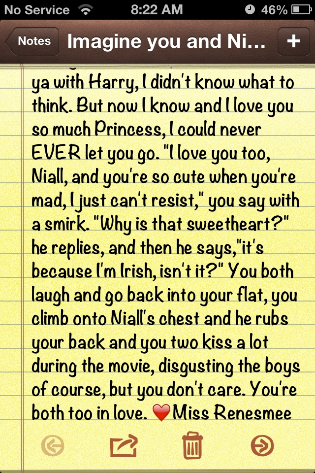 Imagines Preferences, Niall Horan Imagines Fight, Directioners 5So