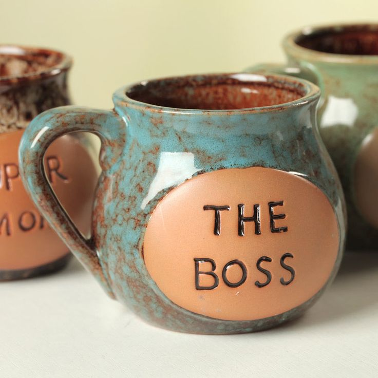279 best images about cute mugs on pinterest dog mom for Cute pottery designs