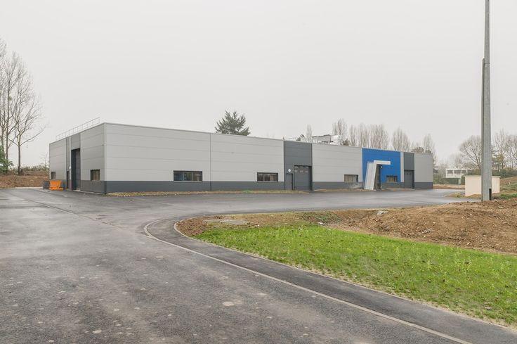 """Bâtiment #modulaire """"essais"""", 1350 m², vente par #Legoupil Industrie."""